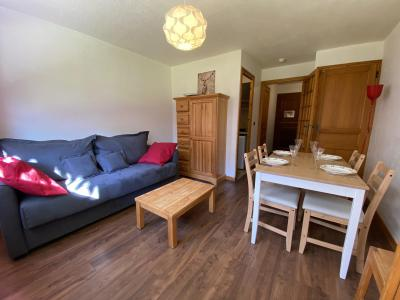 Rent in ski resort Studio sleeping corner 4 people (Mirabel) - Résidence le Clos du Savoy - Chamonix