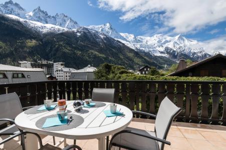 Rent in ski resort Logement 3 pièces 4 personnes (AGATA) - Résidence le Clos du Savoy - Chamonix