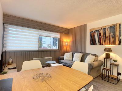 Location au ski Appartement 2 pièces 4 personnes (Opus) - Résidence le Clos du Savoy - Chamonix - Salle à manger