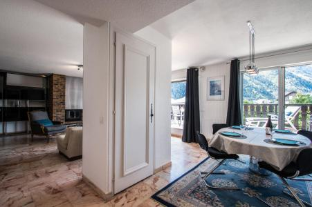Location au ski Appartement 3 pièces 4 personnes (AGATA) - Résidence le Clos du Savoy - Chamonix - Séjour