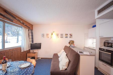 Location au ski Studio 2-4 personnes (Dale) - Résidence le Clos du Savoy - Chamonix - Cuisine
