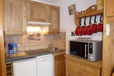 Location au ski Studio 2 personnes (Vegas) - Residence Le Clos Du Savoy - Chamonix - Coin repas