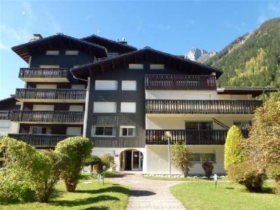 Location au ski Studio 4-4 personnes (Dale) - Residence Le Clos Du Savoy - Chamonix - Baignoire