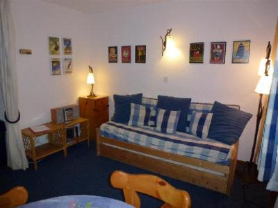 Location au ski Studio 4-4 personnes (Dale) - Residence Le Clos Du Savoy - Chamonix - Micro-ondes