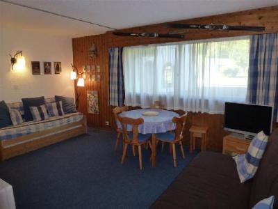 Location au ski Studio 4-4 personnes (Dale) - Residence Le Clos Du Savoy - Chamonix - Séjour