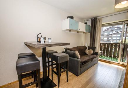 Location au ski Studio 4 personnes (Quartz) - Residence Le Clos Du Savoy - Chamonix - Cuisine