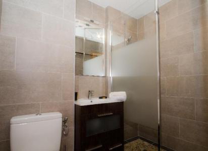 Location au ski Studio 4 personnes (Quartz) - Residence Le Clos Du Savoy - Chamonix - Salle de bains