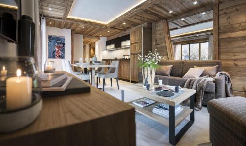 Rent in ski resort Résidence le Cristal de Jade - Chamonix - Bench seat