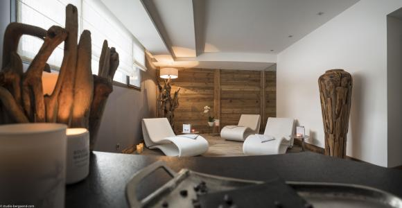 Location au ski Résidence le Cristal de Jade - Chamonix - Massage