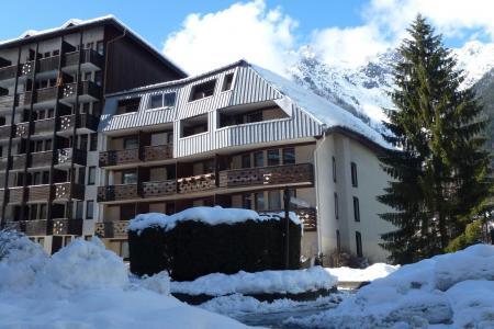 Location au ski Appartement 3 pièces 4 personnes - Residence Le Grepon - Chamonix - Chambre