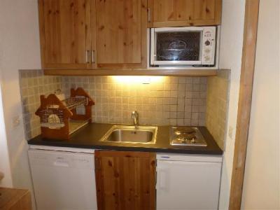 Location au ski Appartement 3 pièces 4 personnes - Residence Le Grepon - Chamonix - Coin repas