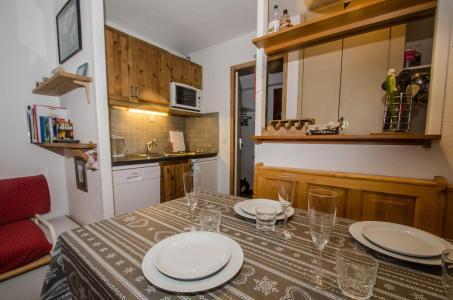 Location au ski Appartement 3 pièces 4 personnes - Residence Le Grepon - Chamonix - Séjour