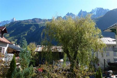 Location au ski Appartement 3 pièces 6 personnes - Residence Le Paradis - Chamonix - Lave-linge