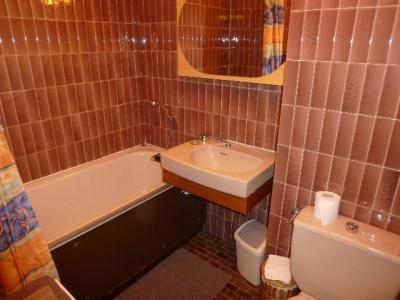Location au ski Studio 4-4 personnes - Residence Le Savoy - Chamonix - Salle de bains