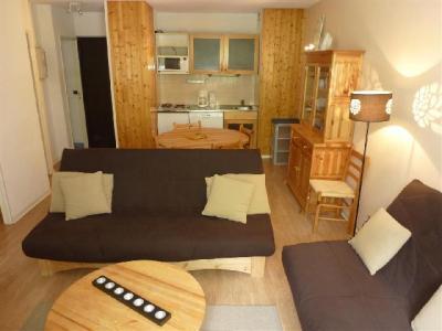 Location au ski Appartement 2 pièces cabine 6-6 personnes - Residence Le Triolet - Chamonix