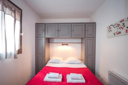 Vacances en montagne Appartement 2 pièces cabine 2-4 personnes - Résidence le Triolet - Chamonix - Extérieur hiver