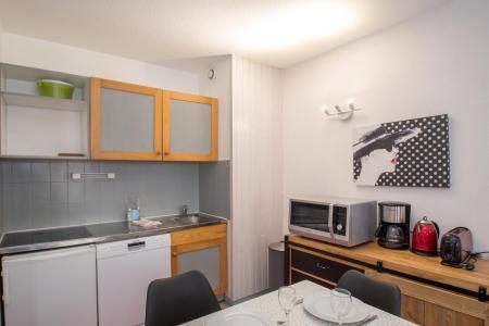 Location au ski Appartement 2 pièces cabine 2-4 personnes - Résidence le Triolet - Chamonix - Chambre