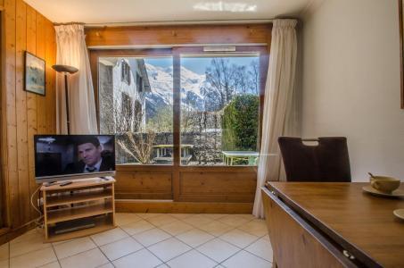 Location au ski Appartement 2 pièces 4 personnes - Residence Les Chalets Du Savoy - Colorado - Chamonix - Baignoire