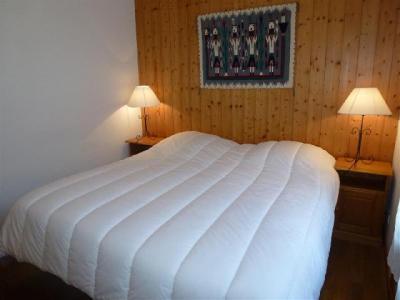 Location au ski Appartement 2 pièces 4 personnes - Residence Les Chalets Du Savoy - Colorado - Chamonix - Chambre