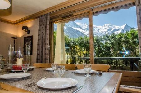 Location au ski Appartement duplex 6 pièces 12-12 personnes (Kashmir) - Residence Les Chalets Du Savoy - Kashmir - Chamonix