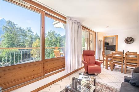 Location au ski Appartement 3 pièces 6 personnes (Lavue) - Résidence les Chalets du Savoy - Kashmir - Chamonix - Cuisine