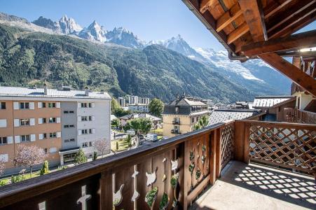 Location au ski Appartement duplex 4 pièces 6 personnes (Neva) - Résidence les Chalets du Savoy - Kashmir - Chamonix - Cuisine
