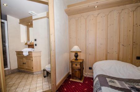 Location au ski Appartement duplex 6 pièces 10-12 personnes (Kashmir) - Résidence les Chalets du Savoy - Kashmir - Chamonix - Chambre