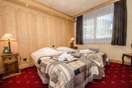 Location au ski Appartement duplex 6 pièces 12-12 personnes (Kashmir) - Residence Les Chalets Du Savoy - Kashmir - Chamonix - Douche multi-jets