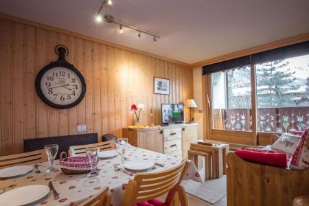 Location au ski Appartement 2 pièces 4 personnes - Résidence les Chalets du Savoy - Orchidée - Chamonix