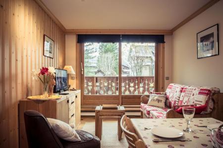 Location au ski Appartement 2 pièces 4 personnes - Résidence les Chalets du Savoy - Orchidée - Chamonix - Appartement