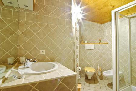 Location au ski Appartement 5 pièces 8-8 personnes - Residence Les Chalets Du Savoy - Orchidee - Chamonix - Terrasse