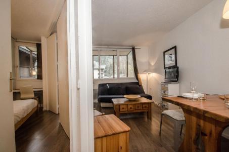 Location au ski Appartement 2 pièces 4 personnes - Residence Les Jonquilles - Aiguille - Chamonix - Chambre