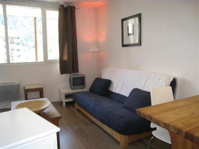 Location au ski Appartement 2 pièces 4 personnes - Residence Les Jonquilles - Aiguille - Chamonix - Cuisine