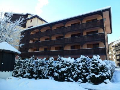 Location au ski Appartement 2 pièces 4 personnes - Residence Les Jonquilles - Aiguille - Chamonix - Séjour