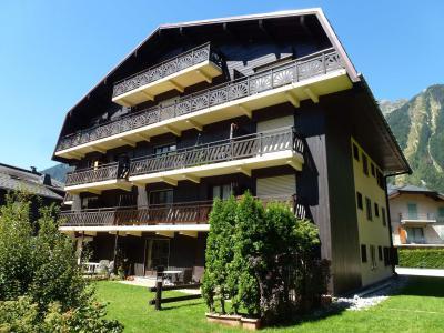 Location Chamonix : Résidence les Sommets hiver