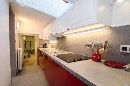 Rent in ski resort 2 room apartment 4 people - Résidence Lyret - Chamonix - Kitchenette