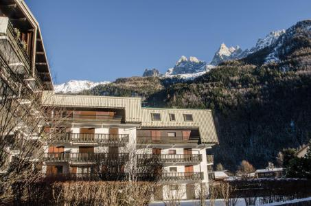 Rent in ski resort Résidence Lyret - Chamonix