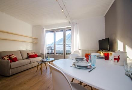 Rent in ski resort 2 room apartment 5 people - Résidence Lyret - Chamonix