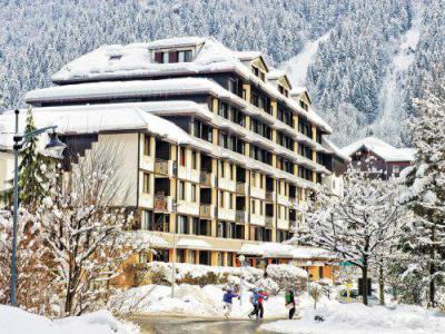 Location au ski Residence Maeva Le Chamois Blanc - Chamonix