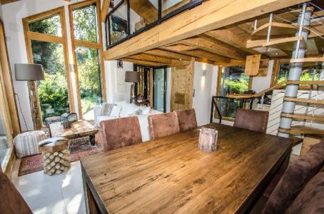 Location au ski Appartement 3 pièces mezzanine 4 personnes - Residence Mermille - Chamonix