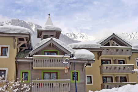Rental Chamonix : Résidence P&V Premium la Ginabelle winter