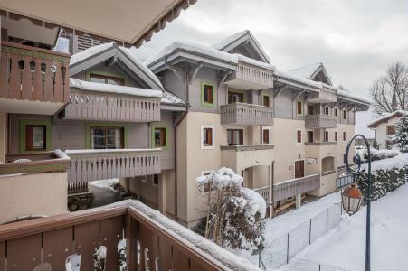 Location au ski Résidence P&V Premium la Ginabelle - Chamonix - Extérieur hiver