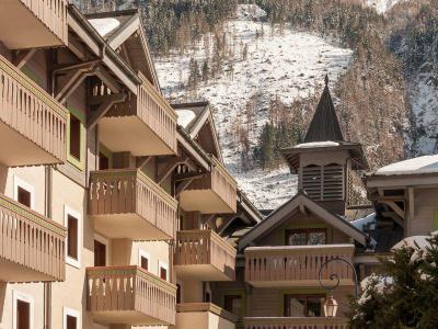 Alquiler al esquí Résidence P&V Premium la Ginabelle - Chamonix