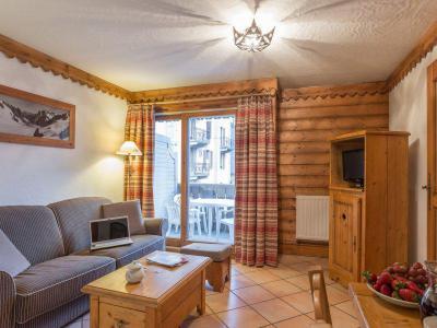 Location au ski Appartement 2 pièces 4-6 personnes - Résidence P&V Premium la Ginabelle - Chamonix