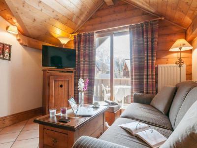 Location au ski Appartement 3 pièces 4 personnes - Résidence P&V Premium la Ginabelle - Chamonix