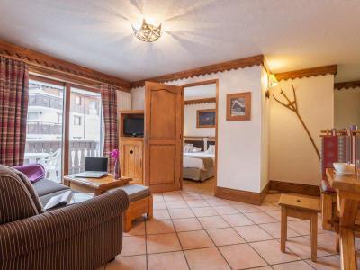 Location au ski Appartement 3 pièces 4-6 personnes - Résidence P&V Premium la Ginabelle - Chamonix