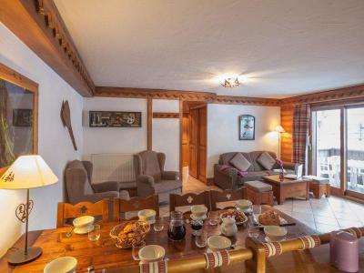 Location au ski Appartement 4 pièces 6-8 personnes - Résidence P&V Premium la Ginabelle - Chamonix