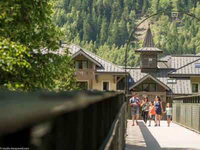 Location au ski Résidence P&V Premium la Ginabelle - Chamonix