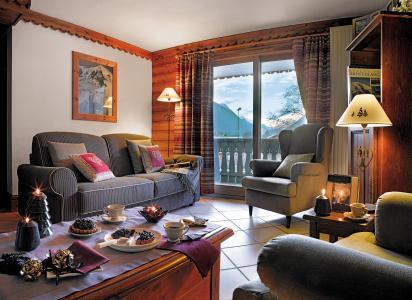 Alquiler al esquí Résidence P&V Premium la Ginabelle - Chamonix - Estancia