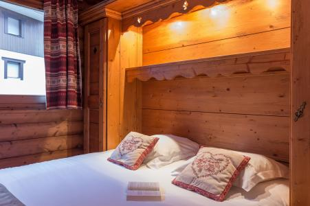Alquiler al esquí Résidence P&V Premium la Ginabelle - Chamonix - Habitación